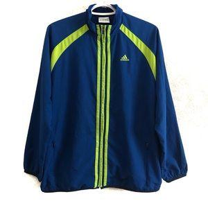 Adidas 2005 Climaproof, windbreaker track jacket.